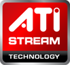 ATI Stream support